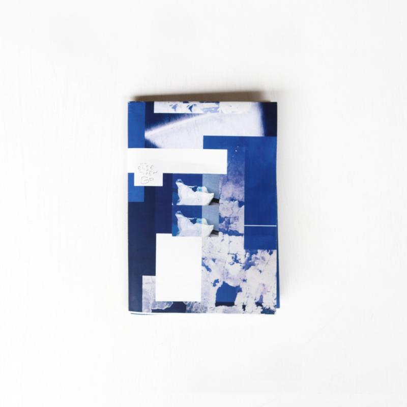Blue & White ZINE