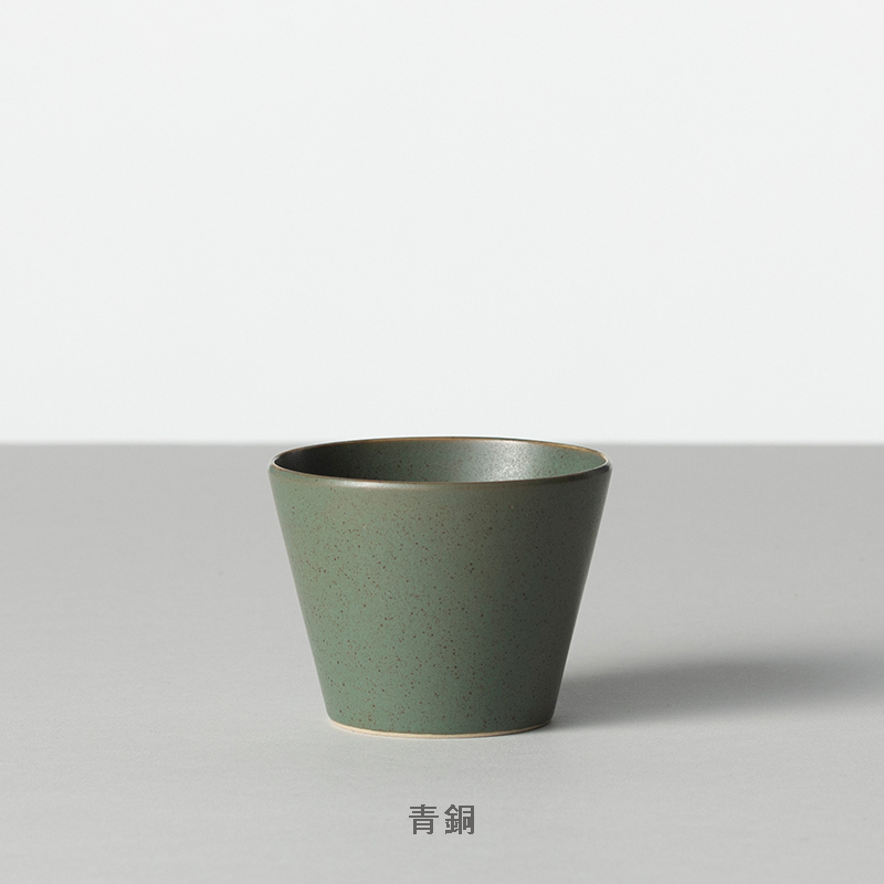 蕎麦猪口大事典 色釉/渋結晶 そばちょこ