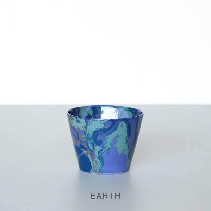 蕎麦猪口大事典 HEAVEN & EARTH そばちょこ