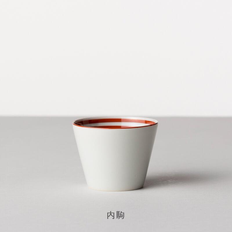 【数量限定】蕎麦猪口大事典 朱巻 そばちょこ