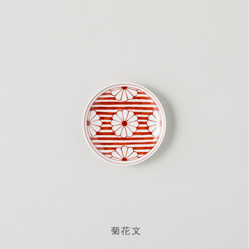 和文/赤 小皿