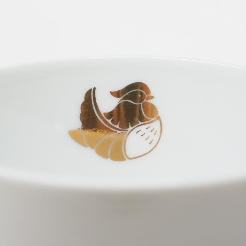 蕎麦猪口大事典 紅白 そばちょこ