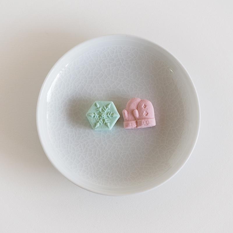 和文/白 小皿