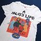 【ストア限定】 MUG'S LIFE キッズTシャツ