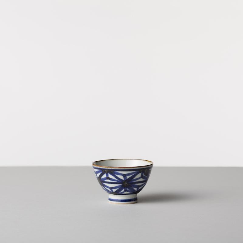 いろは 茶碗2個 & 道具ふきんセット