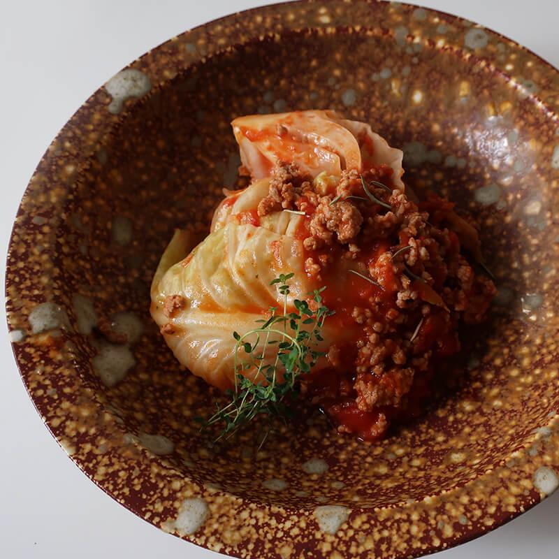mandala リム鉢