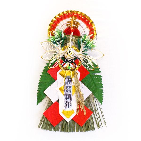 【水引飾り】 鶴丸(大)