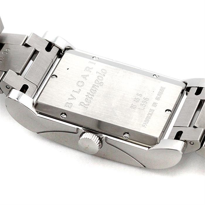ブルガリ BVLGARI SS レッタンゴロ RT45S 自動巻き メンズ腕時計