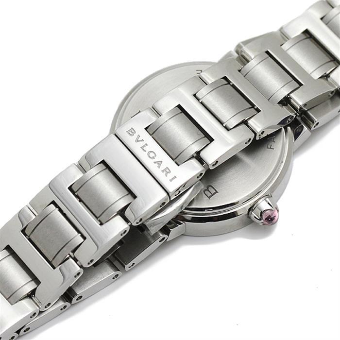 ブルガリ BVLGARI ブルガリブルガリ BBL26S クォーツ レディース腕時計 SS