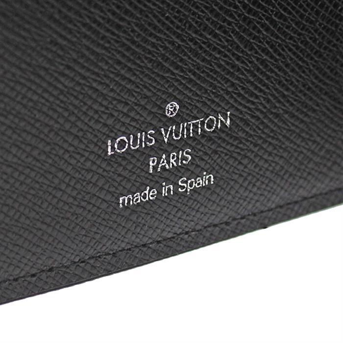 ルイヴィトン LOUIS VUITTON ダミエ グラフィット ポルトフォイユ マルコ 2つ折り財布 N62664