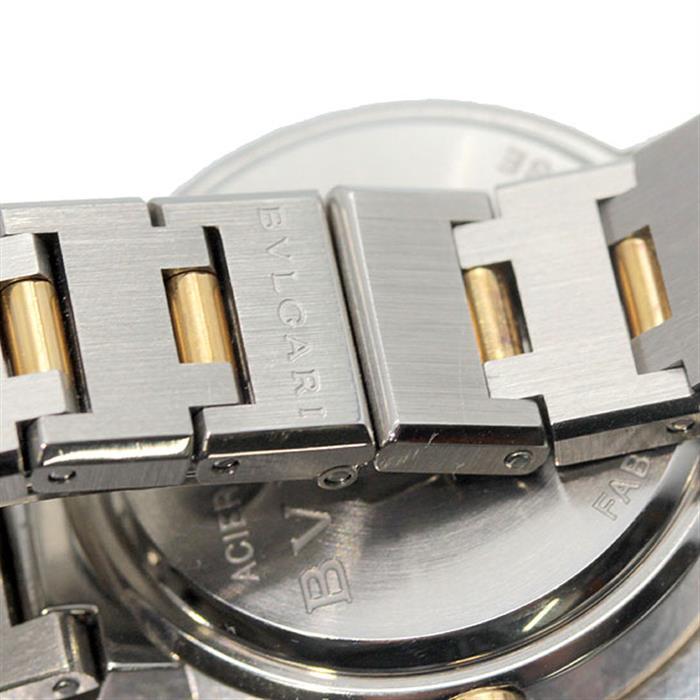 ブルガリ BVLGARI ブルガリブルガリ BB26SG K18YG/SS レディース腕時計 クォーツ