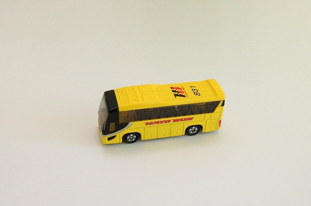 トミカ はとバス ガーラ