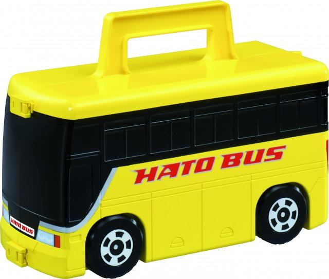 トミカで観光! はとバスおかたづけカバン