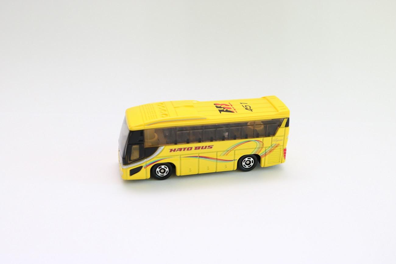 トミカ はとバス レガート