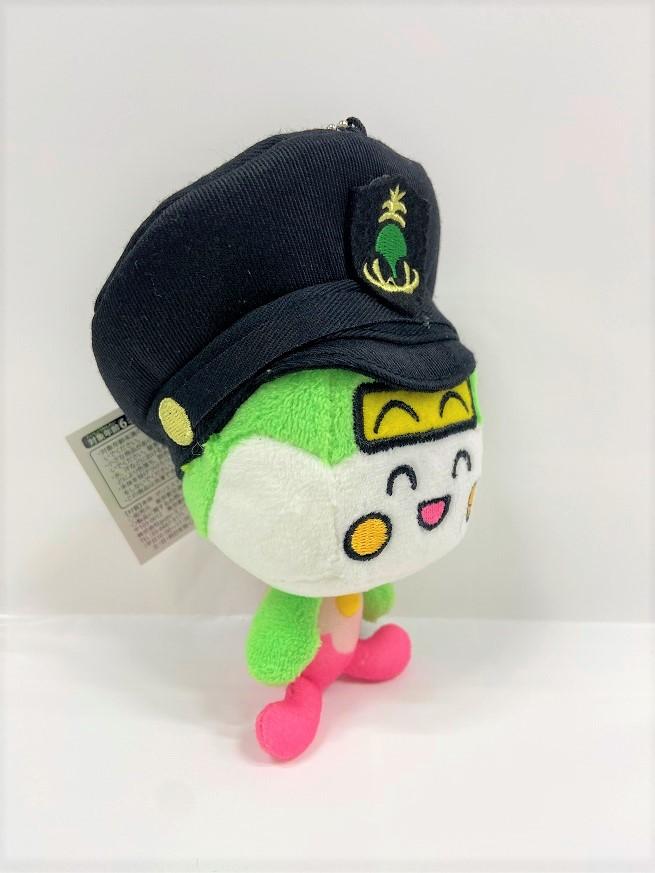 制帽とあらんぬいぐるみ(小)