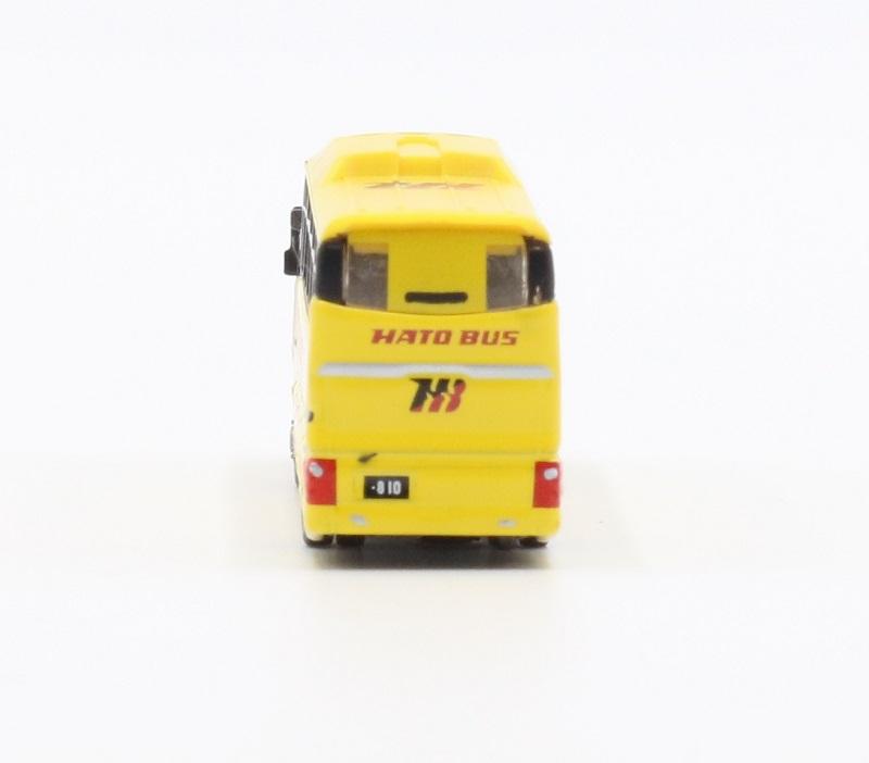 ぽけバス はとバス