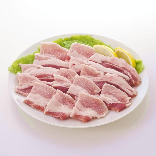 【はつ恋ポーク】バラ/焼肉用 約300g