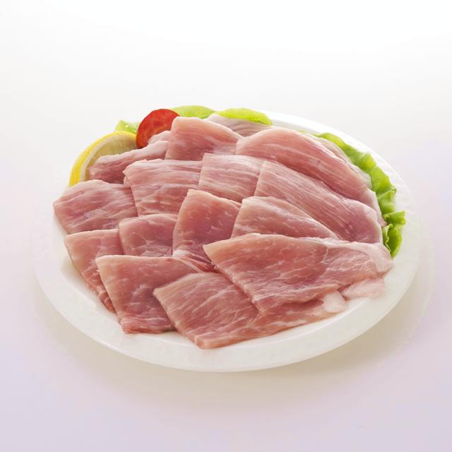 【はつ恋ポーク】モモ/焼肉用 約300g