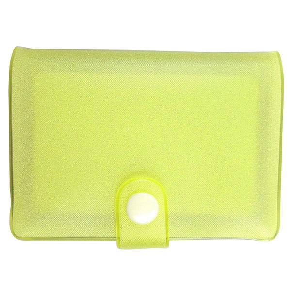【20ポケット】スキミング 防止 カード ケース カードファイルケース