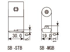 SSベース SB-STB 200個入り