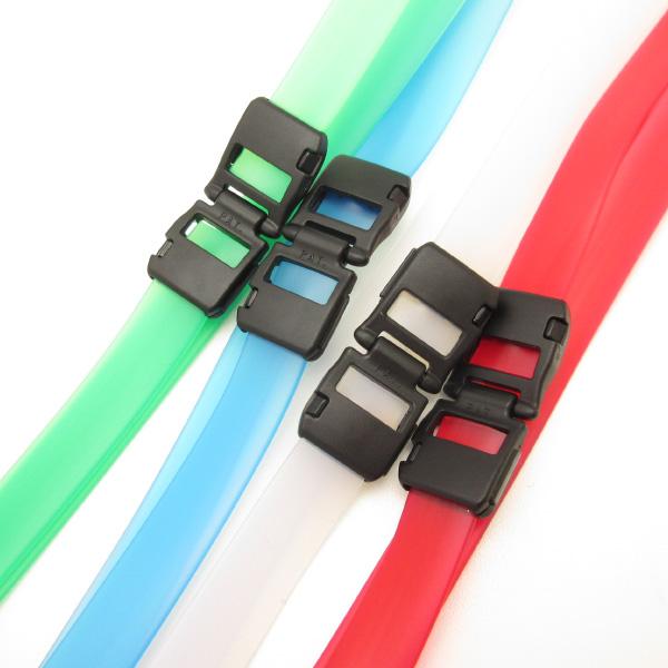 抗菌・防水 ネックストラップ 松葉タイプ 携帯ストラップ吊り下げ用 事故防止パーツ付き