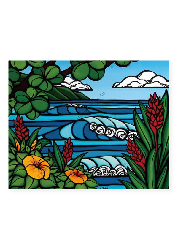 Tropical Paradise <br>【オープンエディションマットプリント】