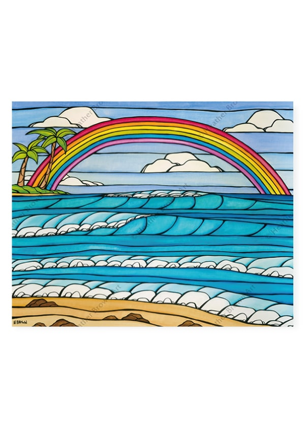 Daydream Rainbow<br>【オープンエディションマットプリント】