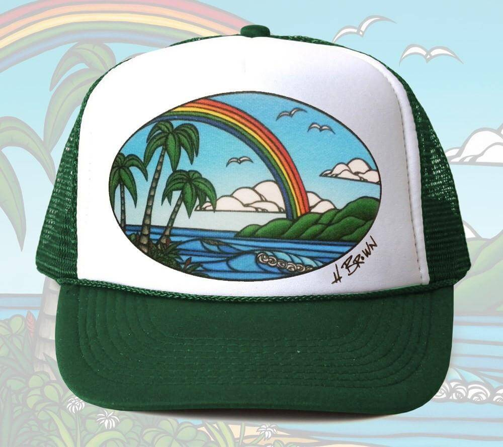 Anuenue Trucker Hat <br>【キャップ】