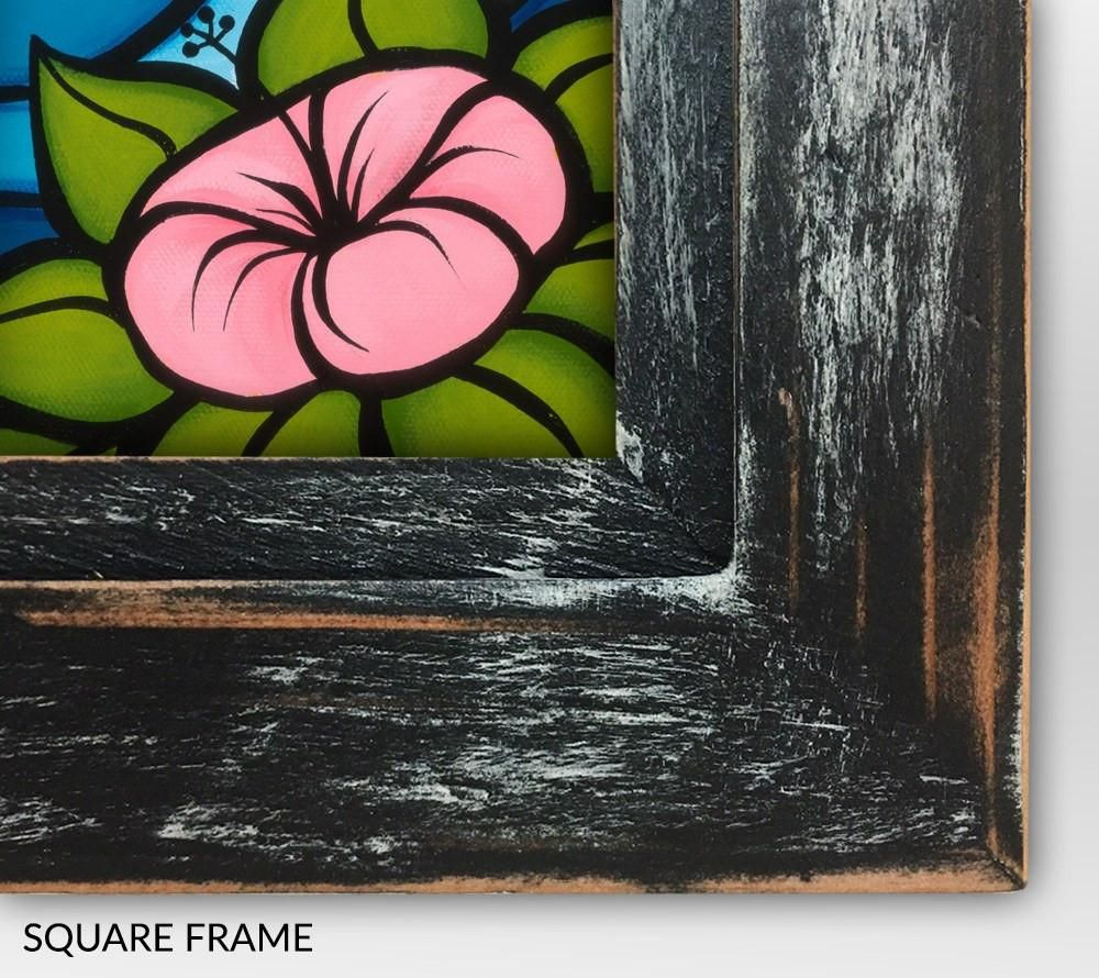 Canvas Giclee Frames-Square Style<br>【CUSTOM ORDER】