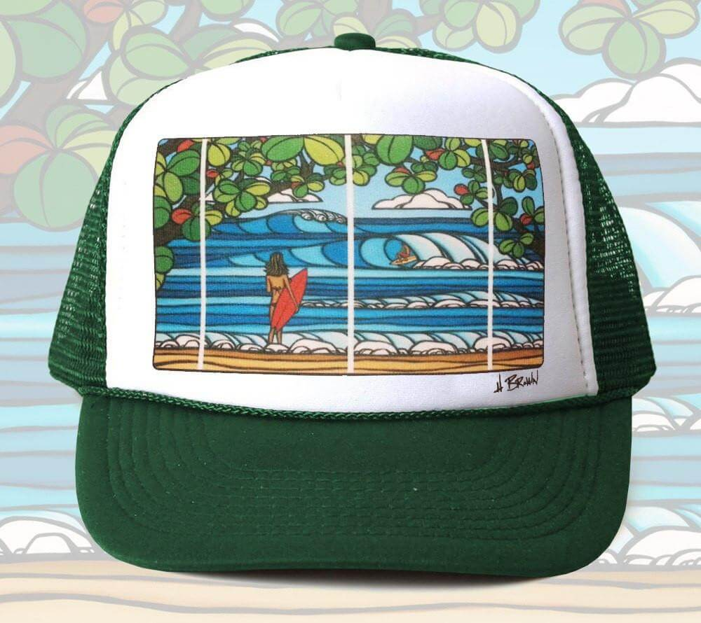 North Shore Holiday Trucker Hat <br>【キャップ】