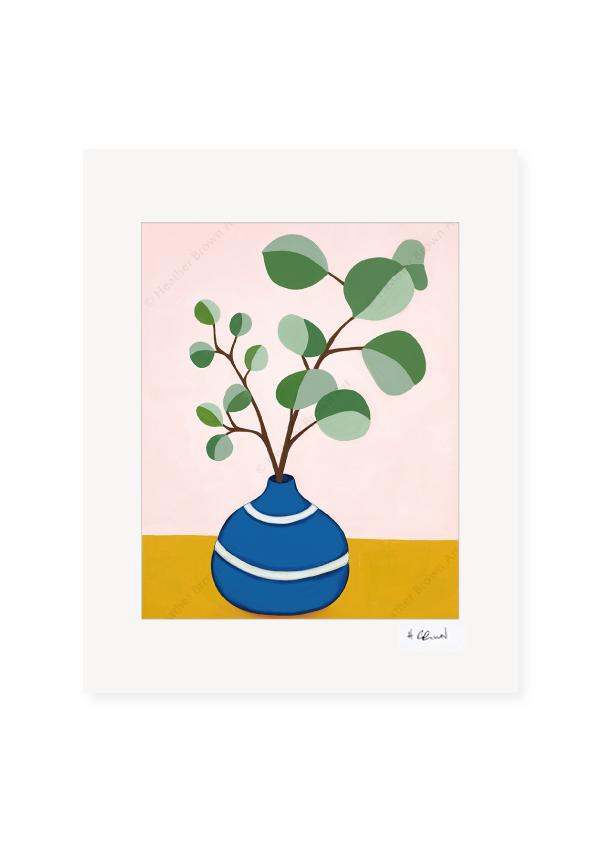 Plant #2599<br>【オープンエディションマットプリント】