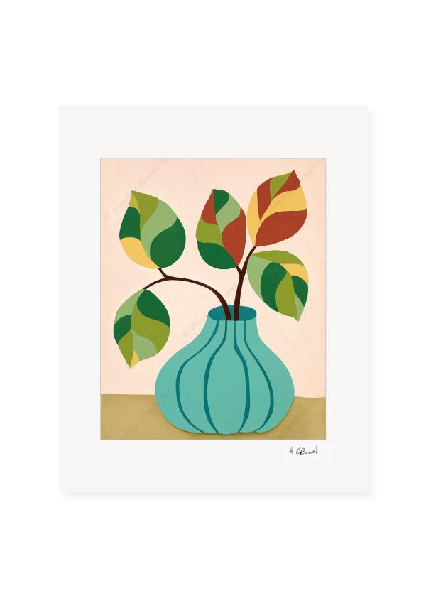 Plant #2601<br>【オープンエディションマットプリント】