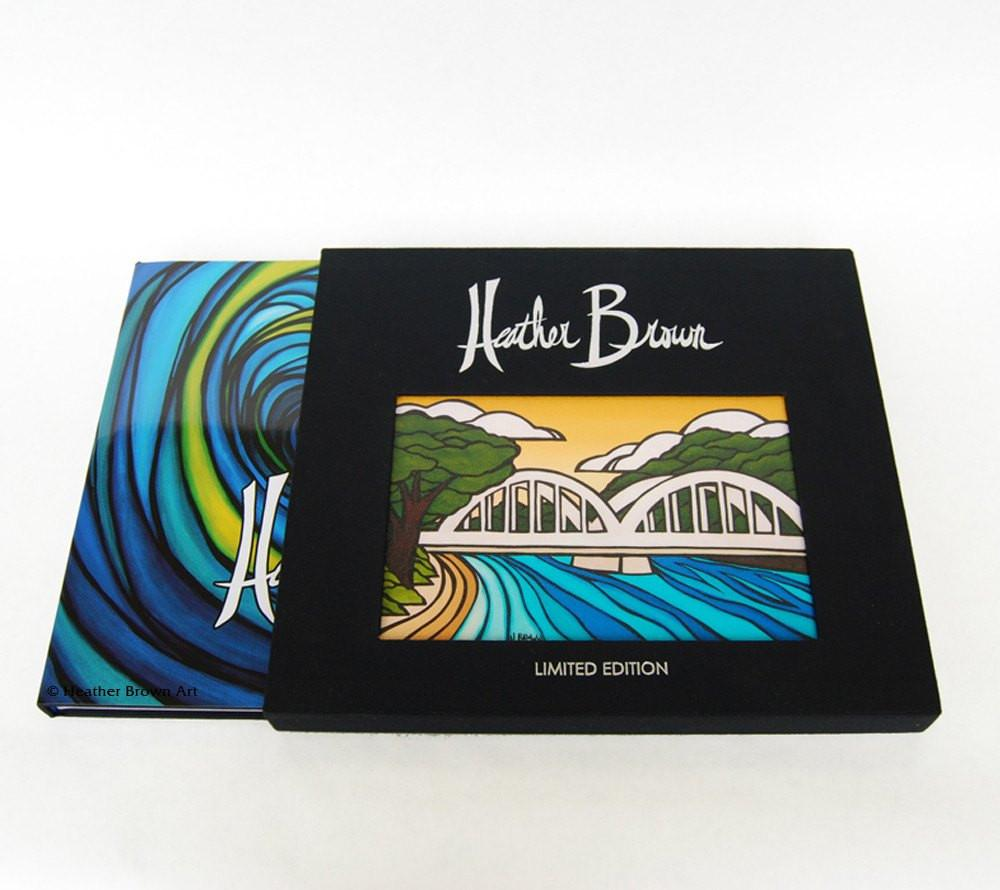 The Art of Heather Brown<br>【Anahulu Bridge  (Limited Edition of 500 Call for Availability)】