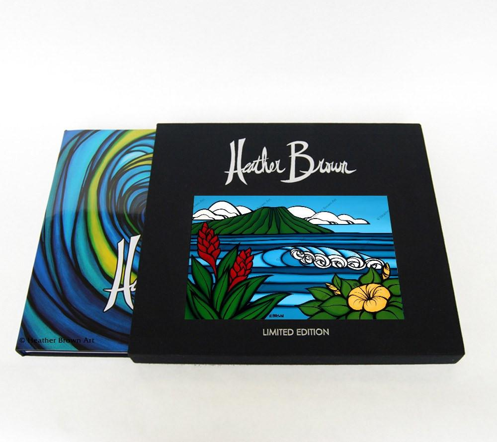 The Art of Heather Brown<br>【South Shore Wave (Limited Edition of 500 Call for Availability)】