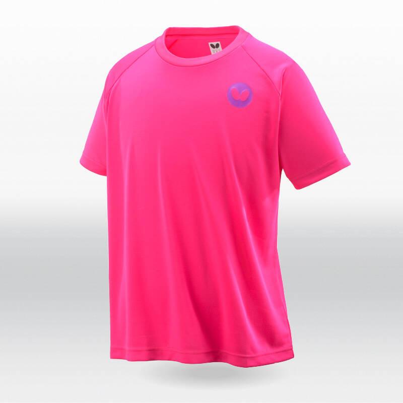カリソン・Tシャツ【ピンク(008)、ターコイズブルー(123)、ネイビー(178)】