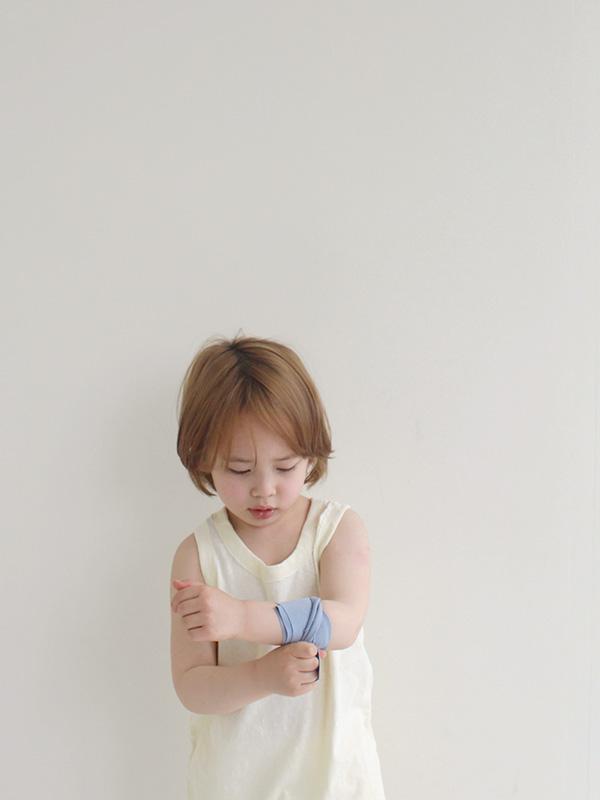 cute karate sleeveless!!