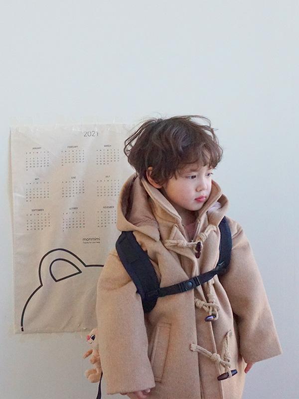 mimi duffle jacket
