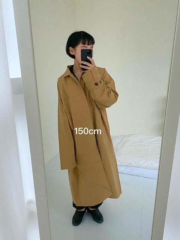 extra graham long coat
