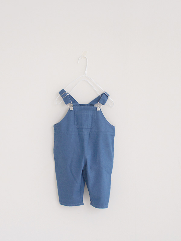 all in one blue denim(special price item!!)
