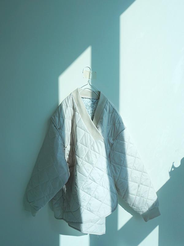 WARASHI quilting jacket