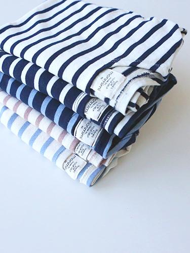 claude stripe tops