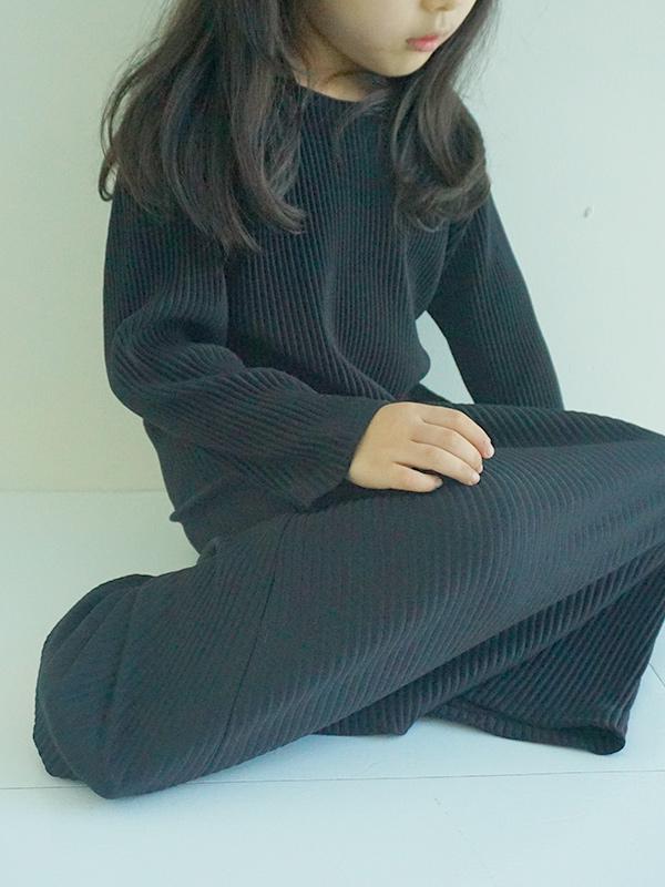 chatte noire pleats onepiece