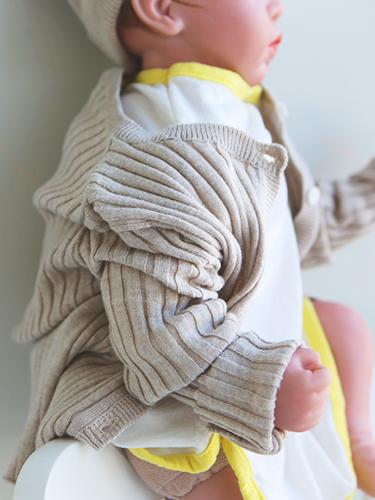 rhea knit cardigan