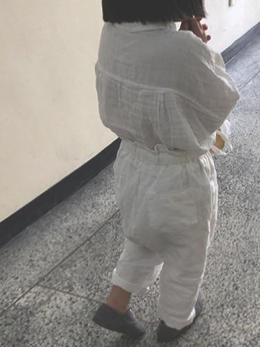 little large shirt