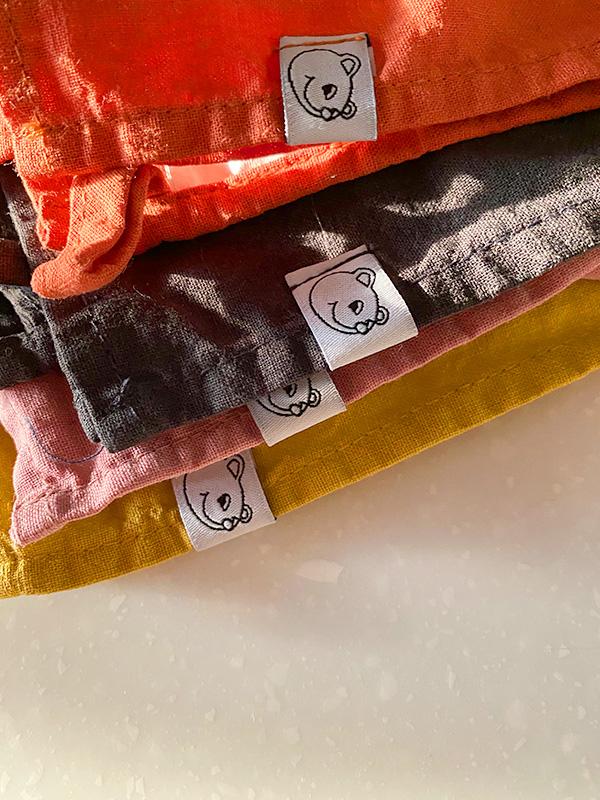 moules mariniere kitchen cloth