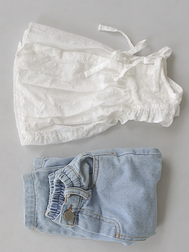 a and blouse