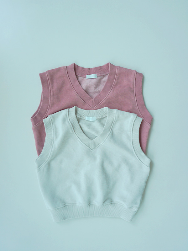 soft berry vest