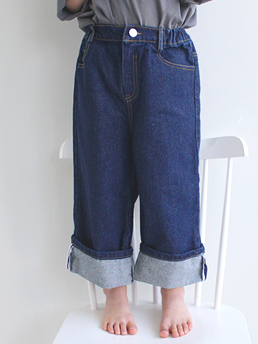 kailey roll up denim