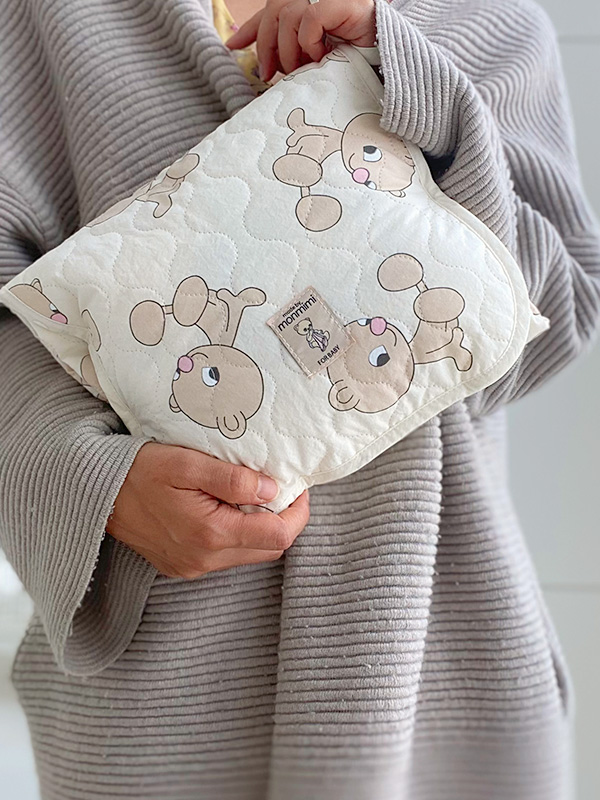 nappy happy mat QUILTING BEAR