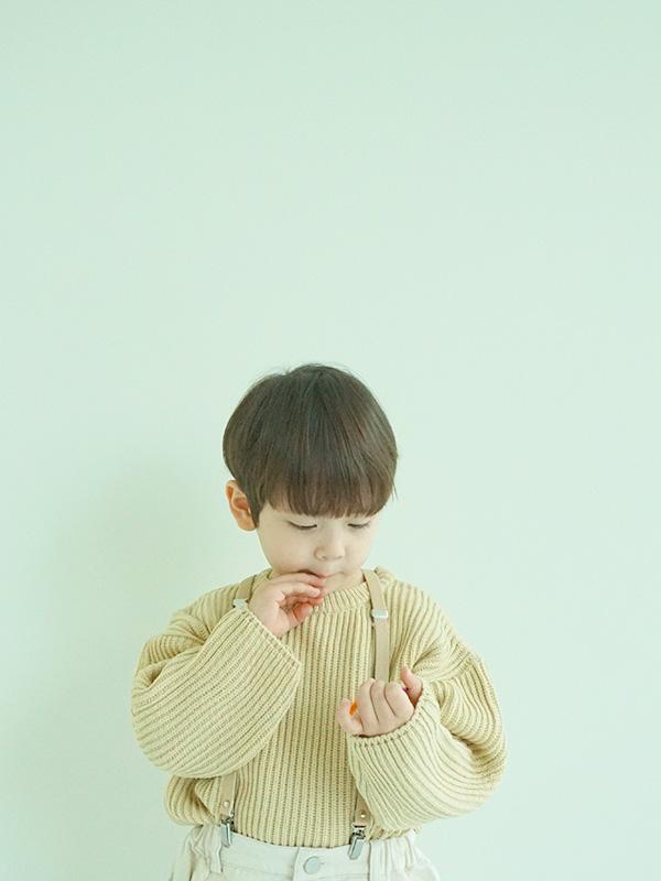 life toon rib knit